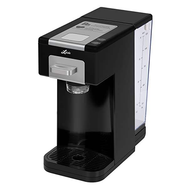 Best Coffee Maker For Pods : Amazon.com: Litchi Single Serve Coffee Maker, Coffee Machine for Most Single Cup Pods Including ...