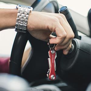 multi key keychain smartkeys keyholder car keys watch extended accessory quick disconnect organized