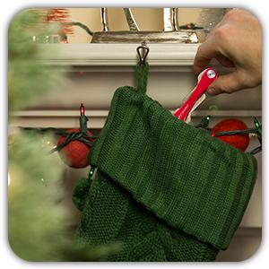 sleek moderns present easy gift gifting xmas christmas holiday stocking stuffer gift-giving slim