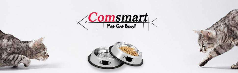 pet cat bowls