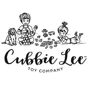 Cubbie Lee Toys logo