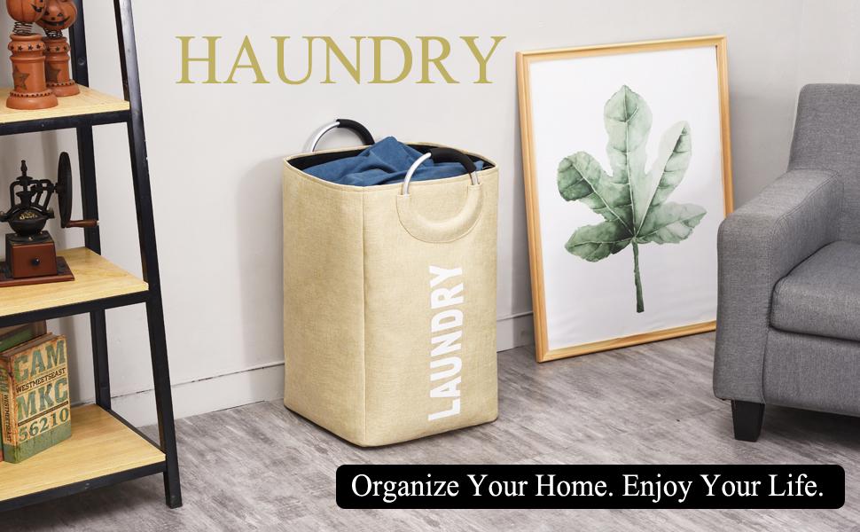 bathroom bedroom laundry hamper basket