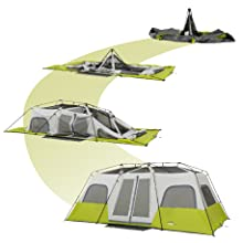 2 minute setup, instant technology, instant tent, quick and easy set up, simple steps, accessable