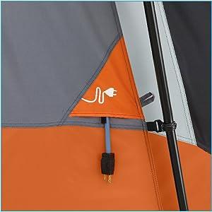 Amazon Com Core 11 Person Cabin Tent With Screen Room