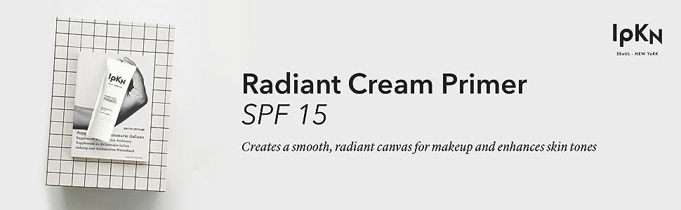 Radiant Cream Primer by IPKN #6
