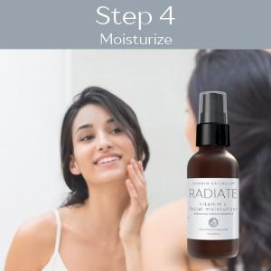 vitamin c moisturizer serum face facial natural organic vegan