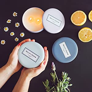 Candle making kit by Nature's Blossom