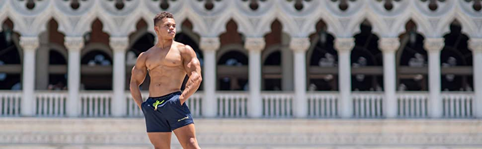 Lifting the Dream Mens Shorts MEN/'S TRIBE SHORTS Tribal Shorts Workout CrossFit Running Yoga Shorts