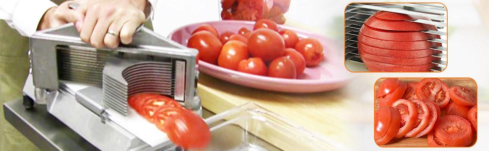 Commercial Tomato Slicer