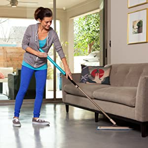 Amazon Com Snapmop Microfiber Mop System Reusable