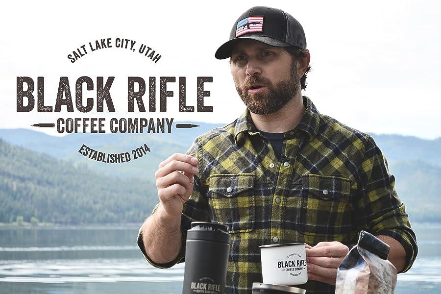 Black Rifle Coffee Company Started