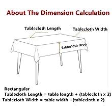 .black tablecloth black rectangle tablecloth party tablecloth rectangular tablecloth