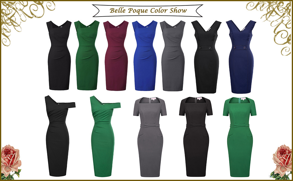 d762723c06e9 ... latest pencil dresses in our store, shop for a range of pencil dress  styles today.The classic cutting can show your good figure and the stretchy  fabric ...