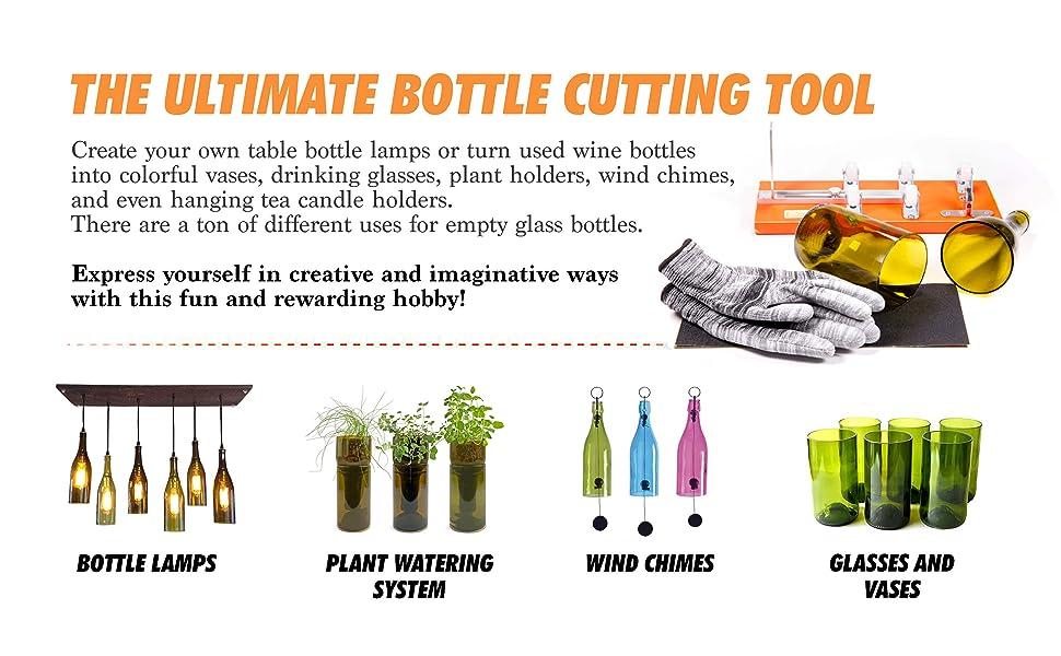 bottle cutter, glass bottle cutter, glass cutter