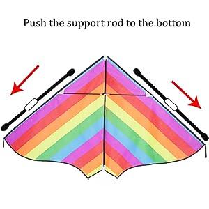 assemble kite