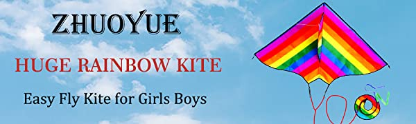zhuoyue kite