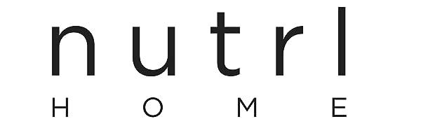 Nutrl Home Towel Brand Logo Amazon