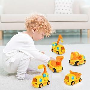 bébés Jouets RC voiture jouets pour 3 Year Olds Lbla jouets pour 2 An Old Boys à distance