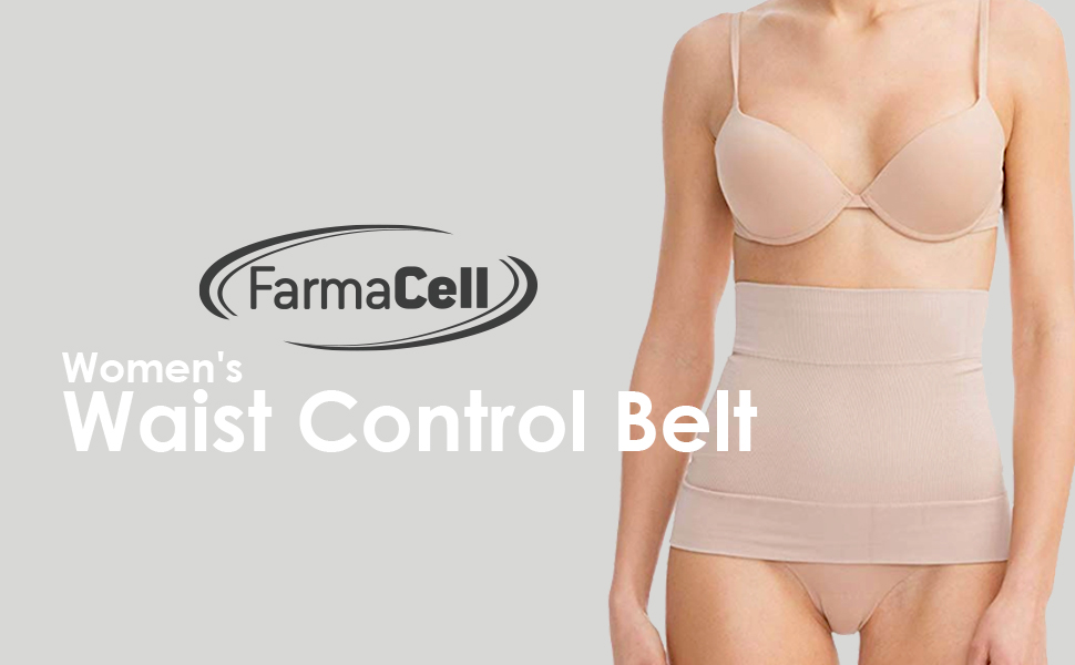 Relaxan, orthopedic belt, Waist Control Belt, Shaping Band, slimming belt, Invisible belt, Farmacell