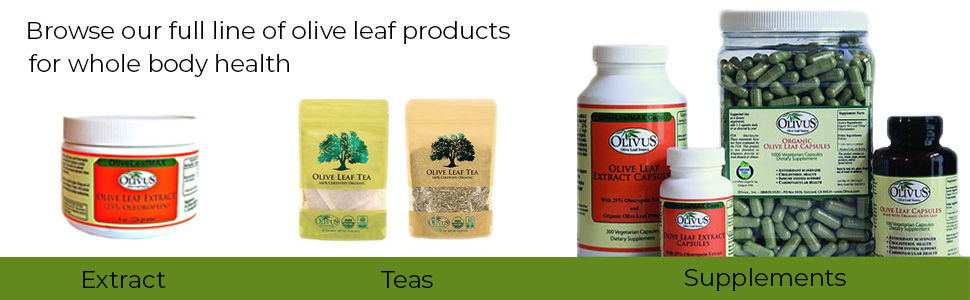 olivus product selection