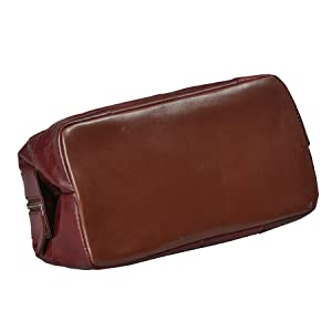 c46227fc7f Amazon.com   Mens Toiletry Bag Dopp Kit by Bayfield Bags-Small ...