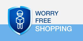 no worry shoppong