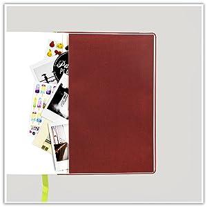 accordion portfolio back pocket durable fabric protection pictures