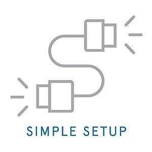 Simple to Setup & Use