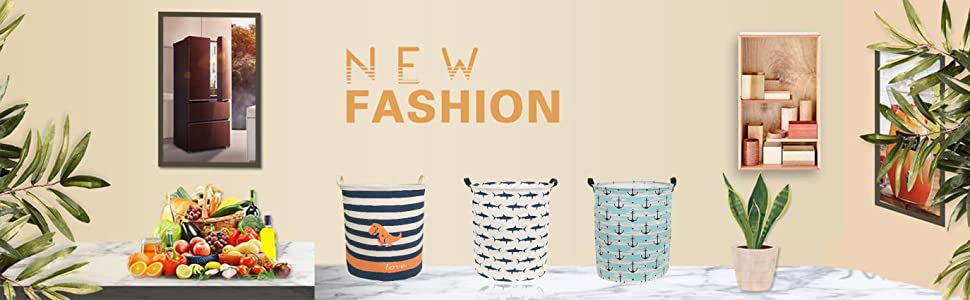 Sanjiaofen laundry basket makes your home more comfortable!