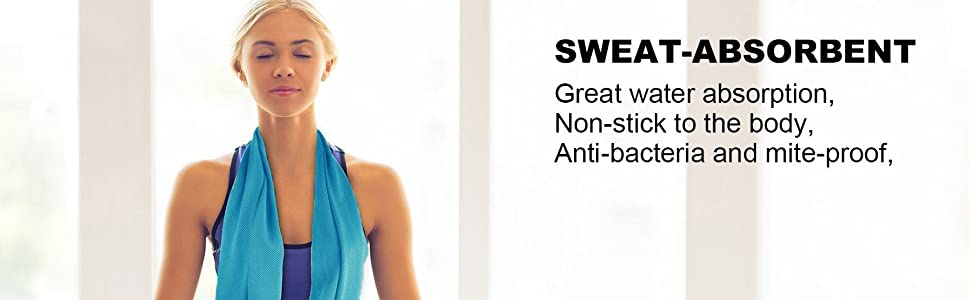Sweat absorbent