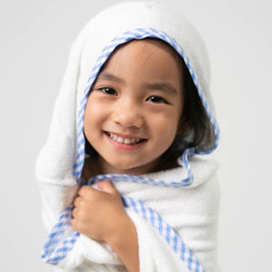Sayhamora Baby Hooded Towels Soft