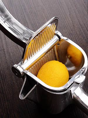 MyLifeUNIT Heavy Duty Single Press Lemon Squeezer