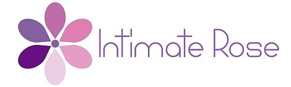 Intimate Rose Boric Acid Suppository Logo