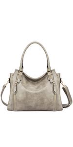 4a10ecbec Top-Handle Bags Plambag Women Faux Leather Hobo Handbag Large Tote Purse  PB102BK Shoulder Bags