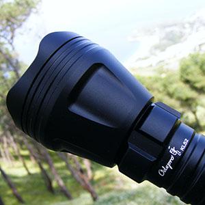 Odepro KL52Plus Hunting Flashlight