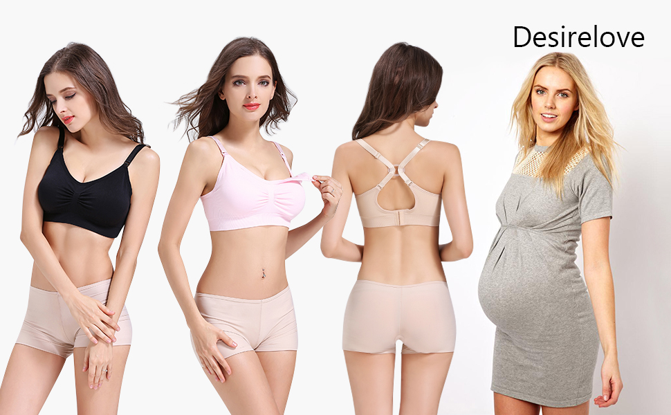 984ad80b20 The seamless nursing bra was designed to deliver comfortable convenient  feeding for women