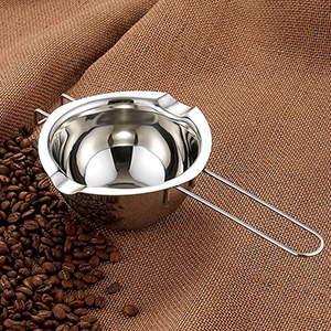 double boiler for candle making