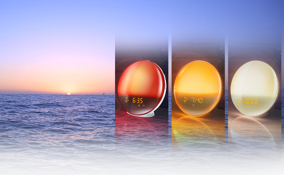 Sunrise/Sunset Simulation