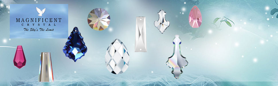 Magnificent Crystal Prisms