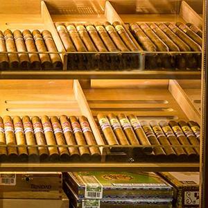 cigar cabinet management