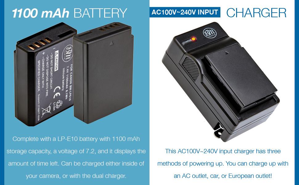lpe10 battery