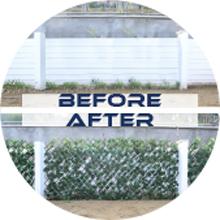 decor fence screen