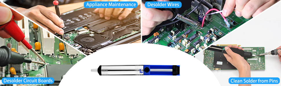 omorc desoldering wick, solder sucker \\u0026 solder braid (2 5mm widthomorc desoldering wick, solder sucker \\u0026 solder braid (2 5mm width how to how to clean an electronic circuit board after it got wet ehow uk