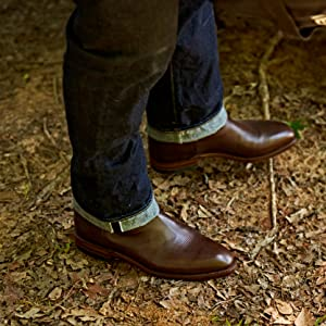 Ranch Road Boots Men's Western Cowboy Boot, Bexar