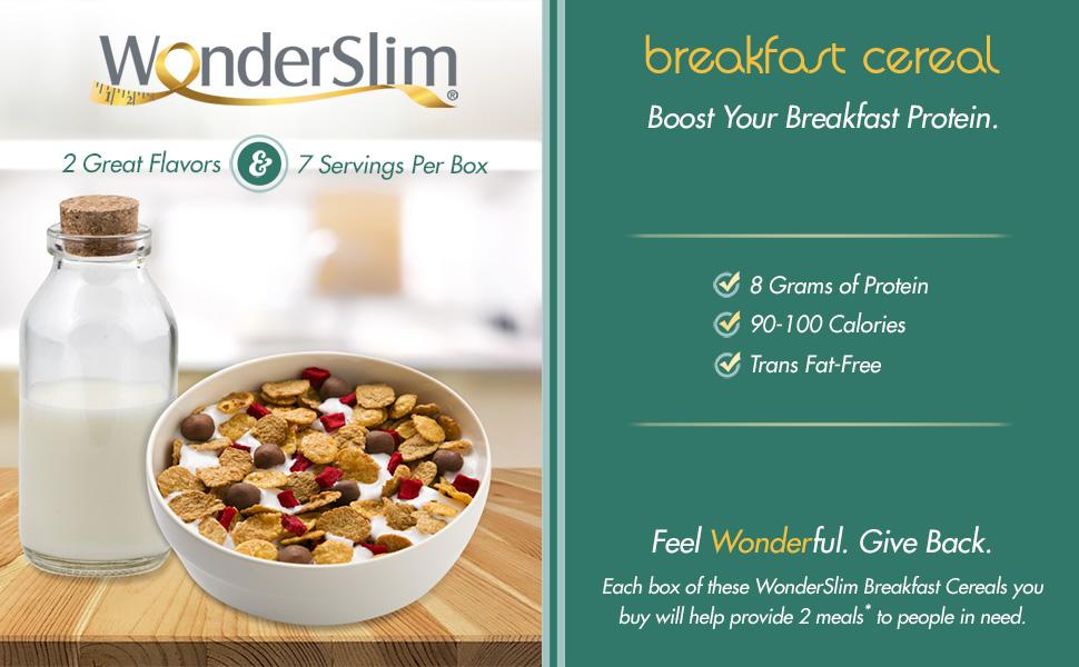 wonder slim diet health