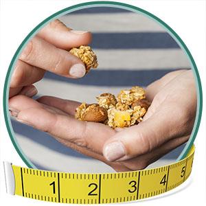Diet Direct WonderSlim High Protein Granola Trail Mix