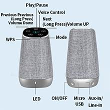 cowin bluetooth speaker