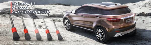 Auto Detail Brush