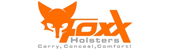 Foxx Holsters Carry, Conceal Holster