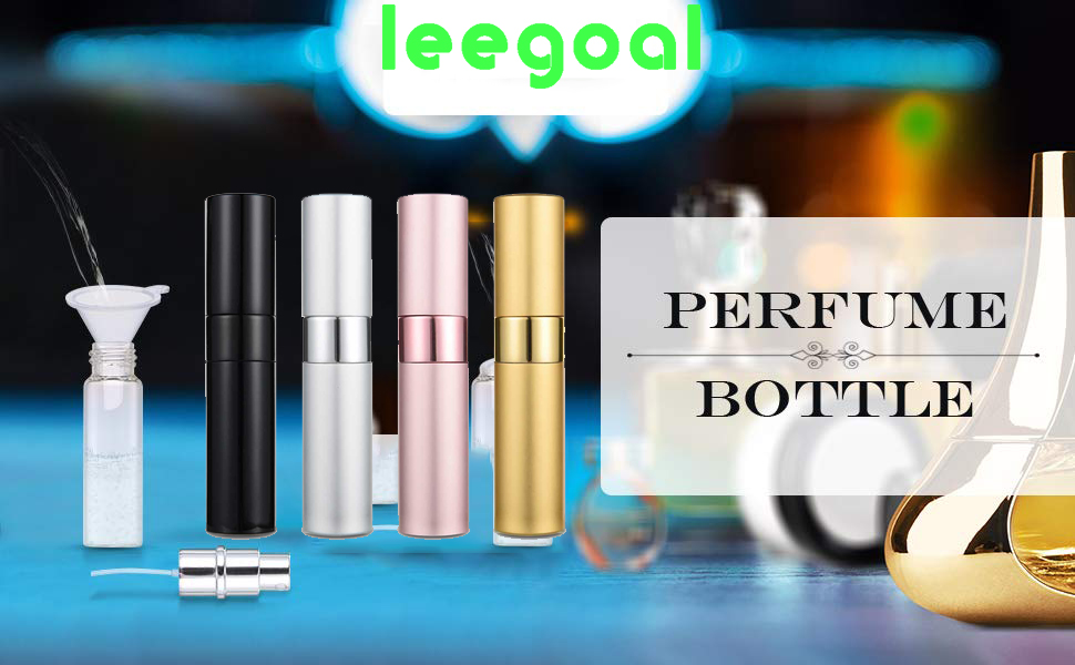 Amazon.com: Pulverizador de perfume de viaje de 15 ml ...